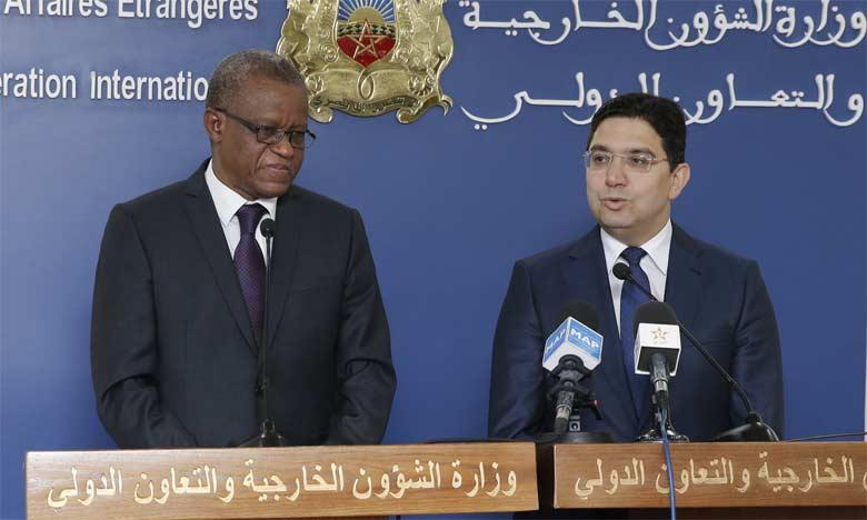 Collaboration entre le Maroc et le G5 Sahel