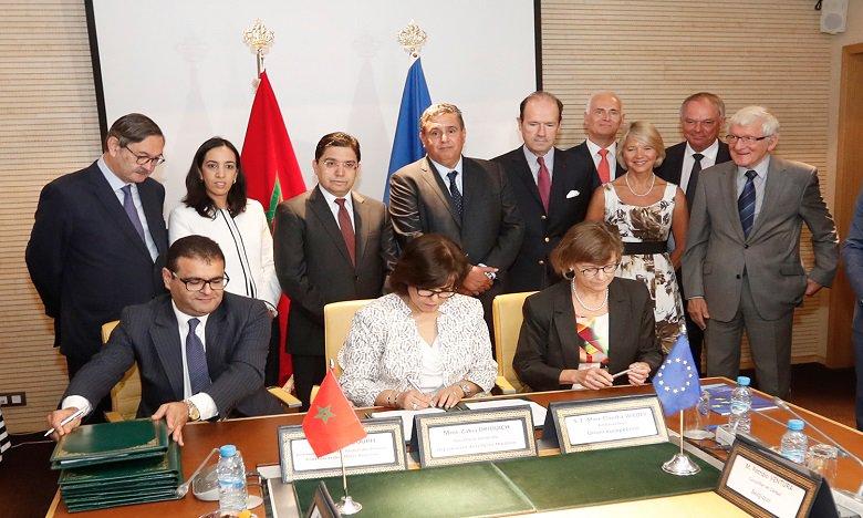 Maroc/UE: Le nouvel accord de pêche paraphé à Rabat