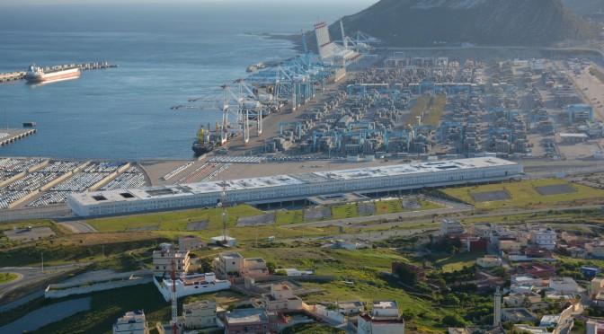 Tanger Med au top des ports africains