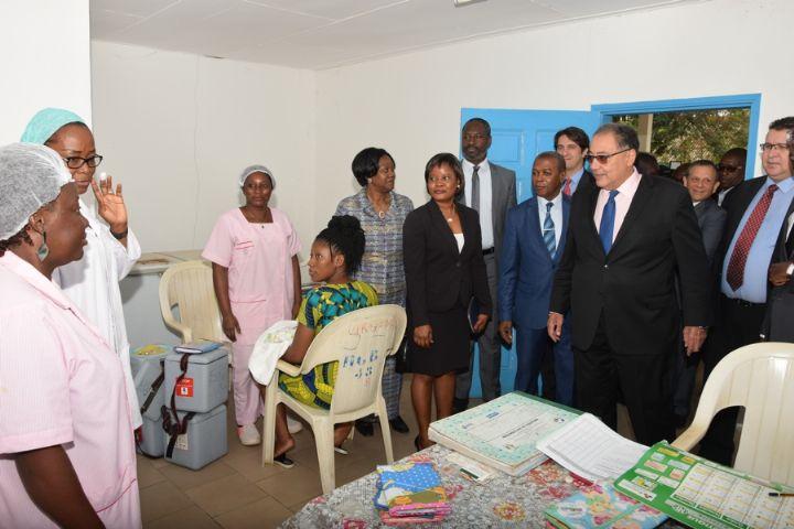 La BM réaffirme son soutien au développement socio-économique en Côte d'Ivoire