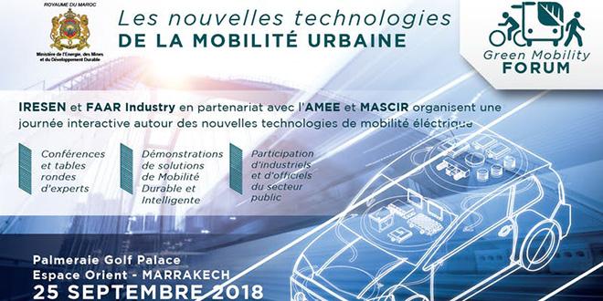 Green Mobility Forum tient sa 1ère édition à Marrakech
