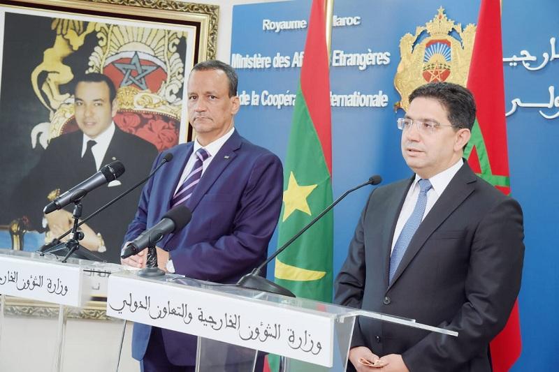Renforcement de l'axe Rabat-Nouakchott