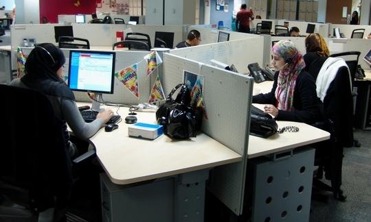 Egypte: Technologies de l'information, des contributeurs des IDE