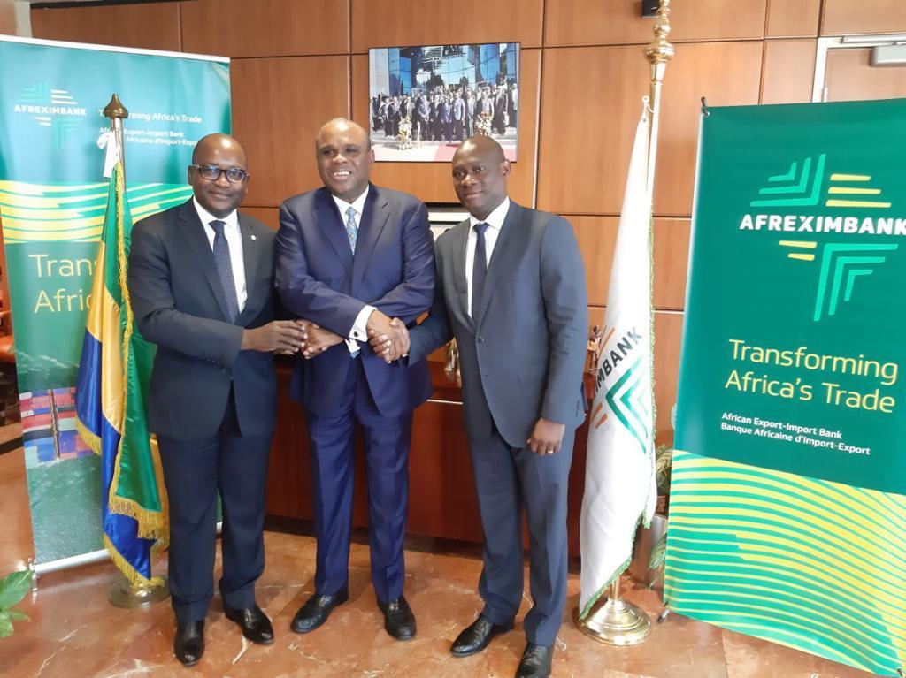 Afreximbank soutient la zone économique spéciale du Gabon