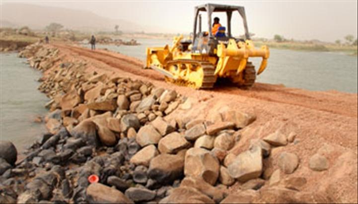 Le Niger à la recherche de 420 millions $ pour le barrage de Kandadji