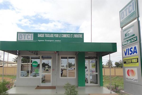 Pas de fusion pour les banques togolaises BTCI et UTB