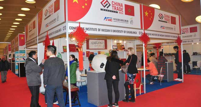 China Trade Week II bat son plein à Casablanca