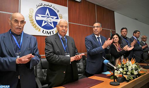 Le syndicat marocain UMT entend défendre ses revendications en 2019