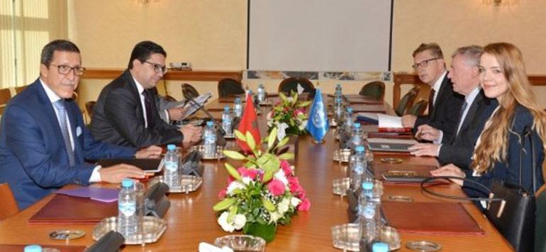 Discussions sur le Sahara occidental à Genève