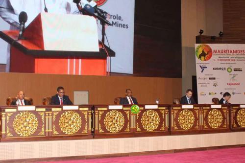 La Mauritanie a passé en revue son secteur pétrolier et minier