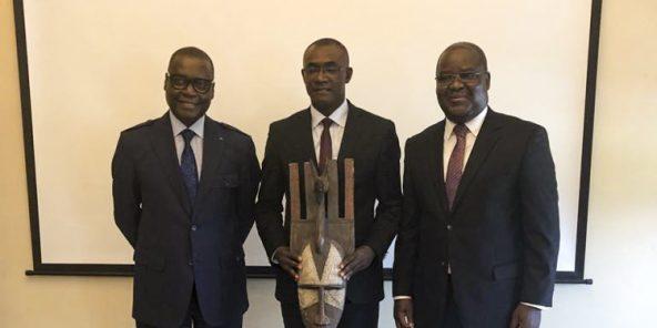 L'ivoirien Parfait Kouassi le nouveau patron de la BRVM