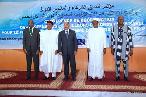 G5 Sahel : Des promesses de financement de 2,4 milliards d'euros