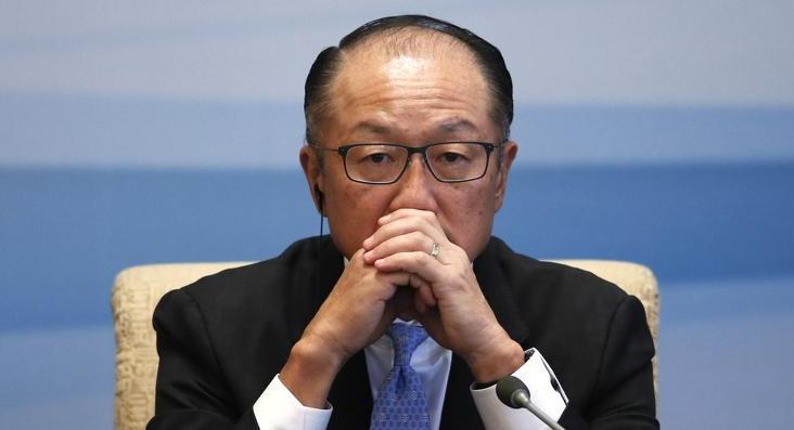 Démission surprise de Jim Yong Kim de la présidence de la banque mondiale