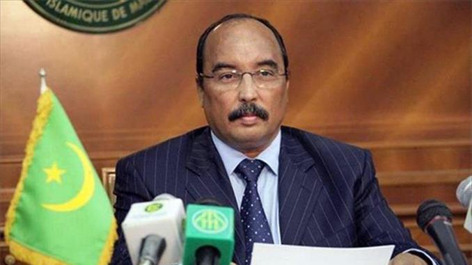 Mauritanie : Mohamed Ould Abdel Aziz, lauréat du Prix Mandela pour la sécurité 2018