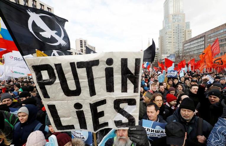 Russie : un projet de loi sur Internet controversé