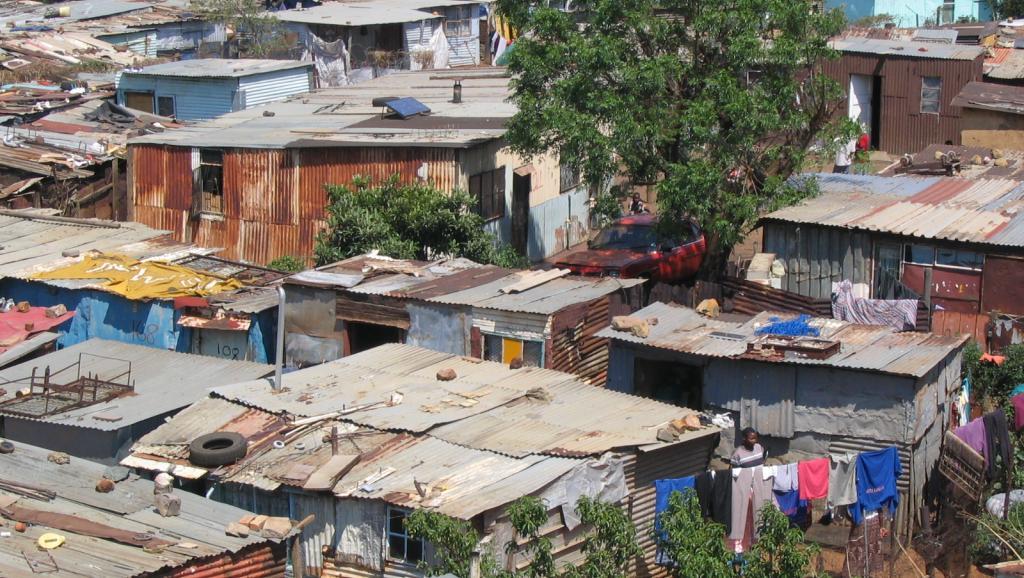 Afrique: 60 à 70% des ménages urbains vivent dans des bidonvilles