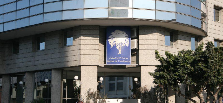Les valeurs des banques marocaines en baisse sur la Bourse de Casablanca