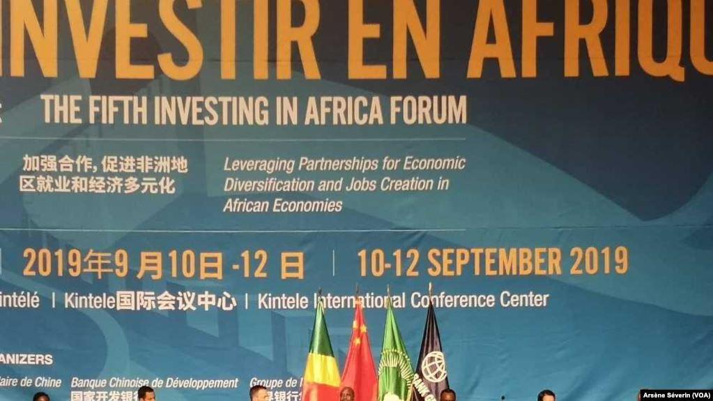 Le FMI juge encourageantes les performances économiques en Afrique subsaharienne