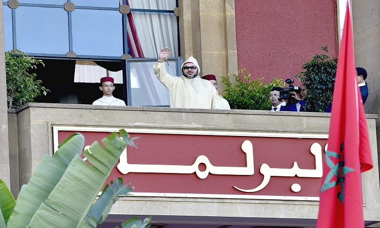 Roi Mohammed VI: Les banques doivent appuyer les jeunesdiplômés et l'auto-emploi