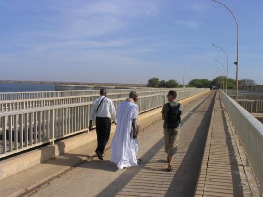 Lancement en Mauritaniedu programme d'aménagement, de construction des barrages