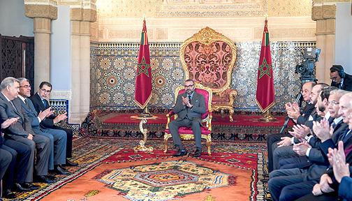 Le Roi Mohammed VI lance un vaste programme de financement de l'entreprise