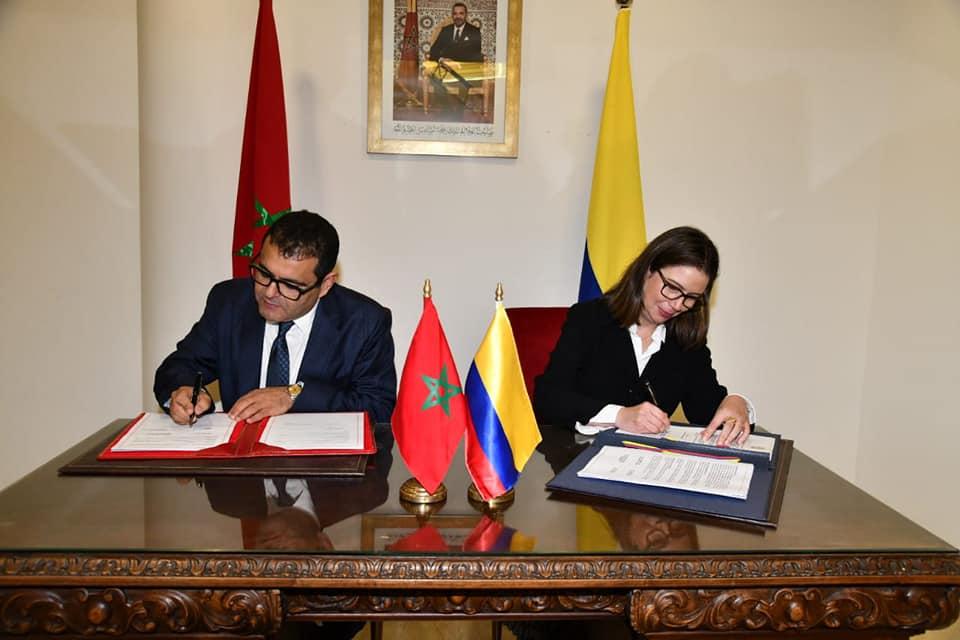 2020-2022, le triennal de la coopération maroco-colombienne