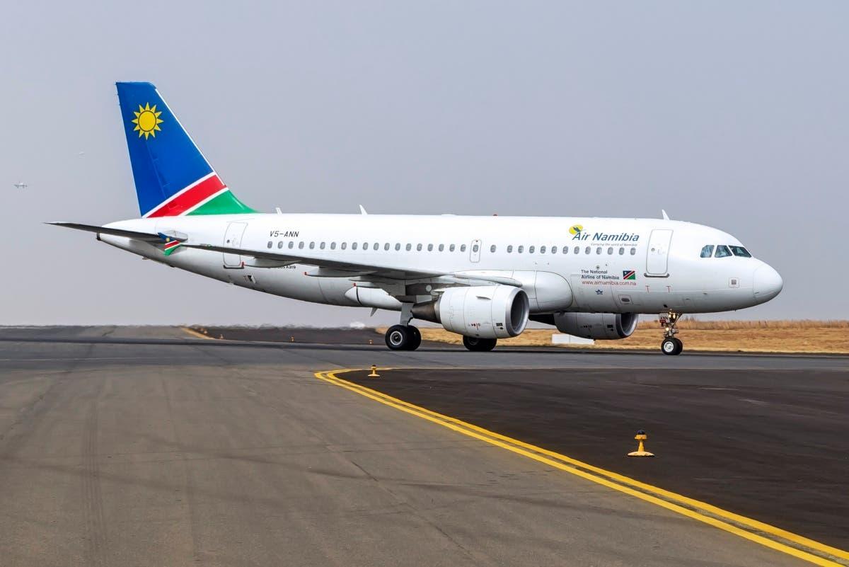 La Compagnie Air Namibia agonise