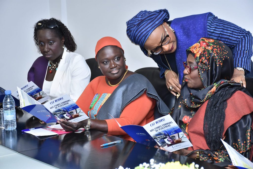 Sénégal: Women's Investment Club a réalisé son 1er investissement