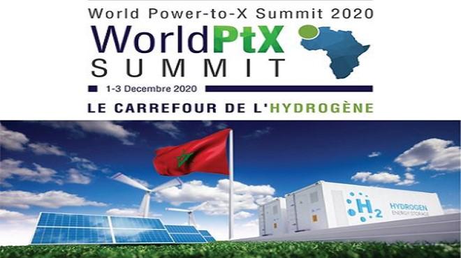 World Power-to-X Summit 2020 vous donne rendez-vous en décembre à Marrakech