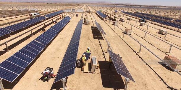 Algérie: 10 ans pour une transition énergétique