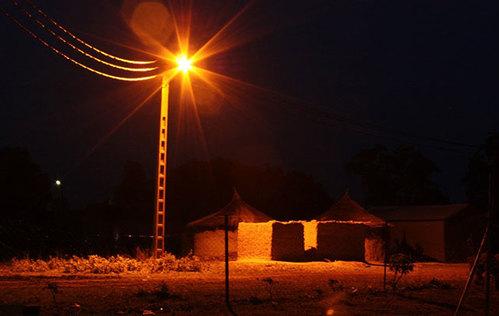 Côte d'Ivoire: 62 millions d'euros pour l'électrification rurale