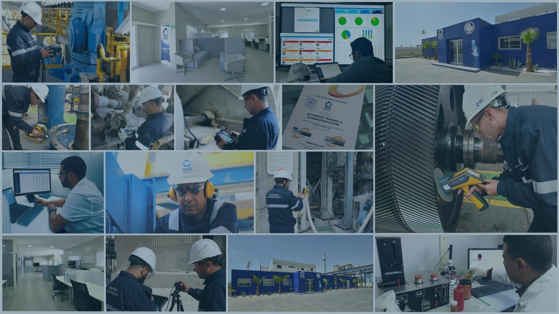 Maroc: OCP-Maintenance Solutions, la nouvelle filiale du groupe chérifien des Phosphates