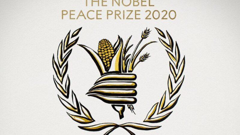 Le lauréat du prix Nobel de la paix 2020 recherche 6,8 milliards $