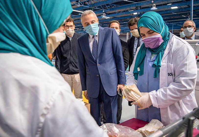 Maroc: 17 conventions signées pour renforcer la relance dans le secteur industriel