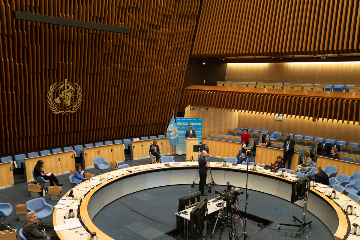 L'OMS prône un respect plus strict du Règlement sanitaire international
