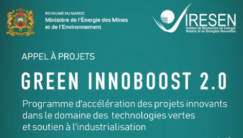 Technologies vertes: Green Innoboost 2.0 pour les projets innovants au Maroc
