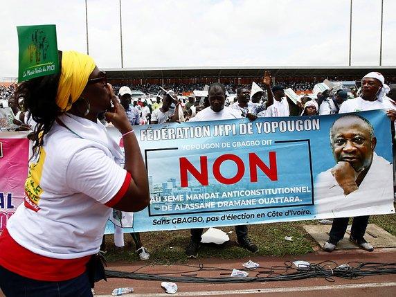 Une «Unité spéciale» pour enquêter sur les dernières violences électorales en Côte d'Ivoire