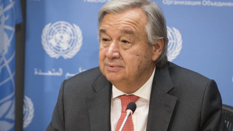 ONU: Guterres plaide pour un état d'urgence climatique dans le monde