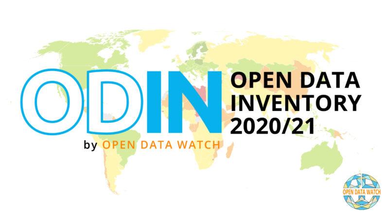 Open DataInventory : Le Maroc domine toute l'Afrique