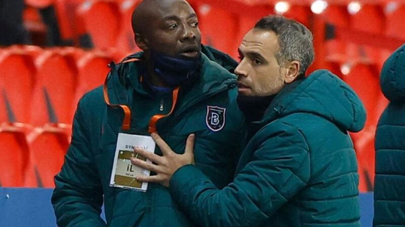 Football/LDC : Le CamerounaisPierre-AchilleWebovictime de propos racistes