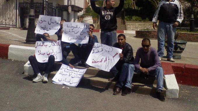 La Covid-19 a fait bondir le taux de chômage en Algérie
