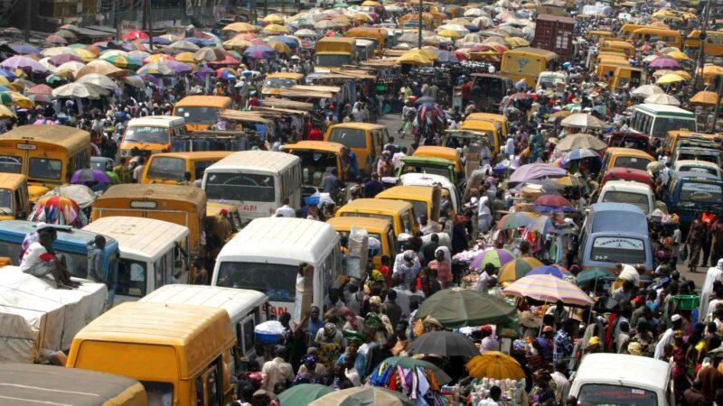 La population du Nigeriaestimée à 206 millionsd'âmes en 2020