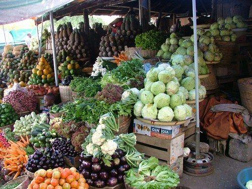 FAO: 2021, l'année internationale des fruits et légumes