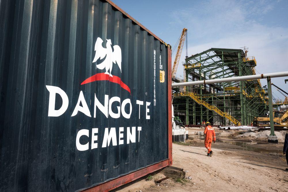 L'action du cimentier nigérian «Dangote Cement» a la cote en bourse