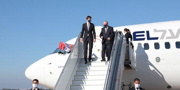 Maroc/Israël: Le premier vol commercial Tel-Aviv-Rabat, un succès diplomatique