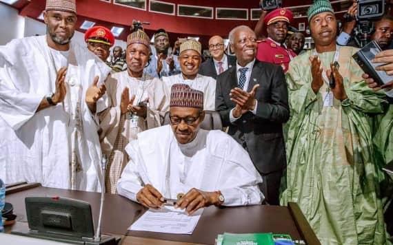 ZLECA: Le Nigeria introduit son instrument de ratification à l'UA