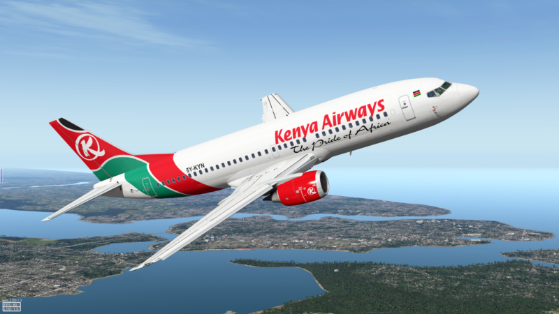 Divorce annoncé entre Kenyan Airways et AIR France-KLM