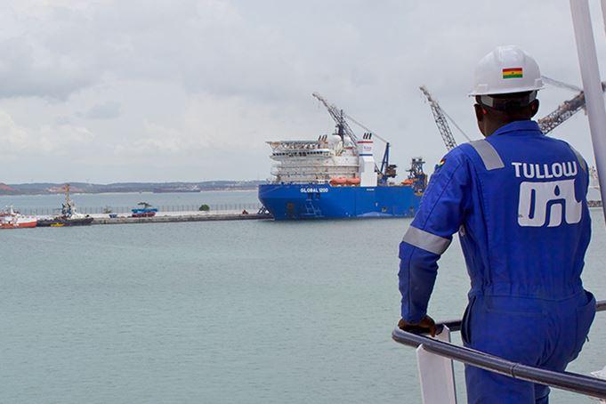 Cameroun: L'herbivore marin lamantin fait réduire un champ pétrolier de TullowOil