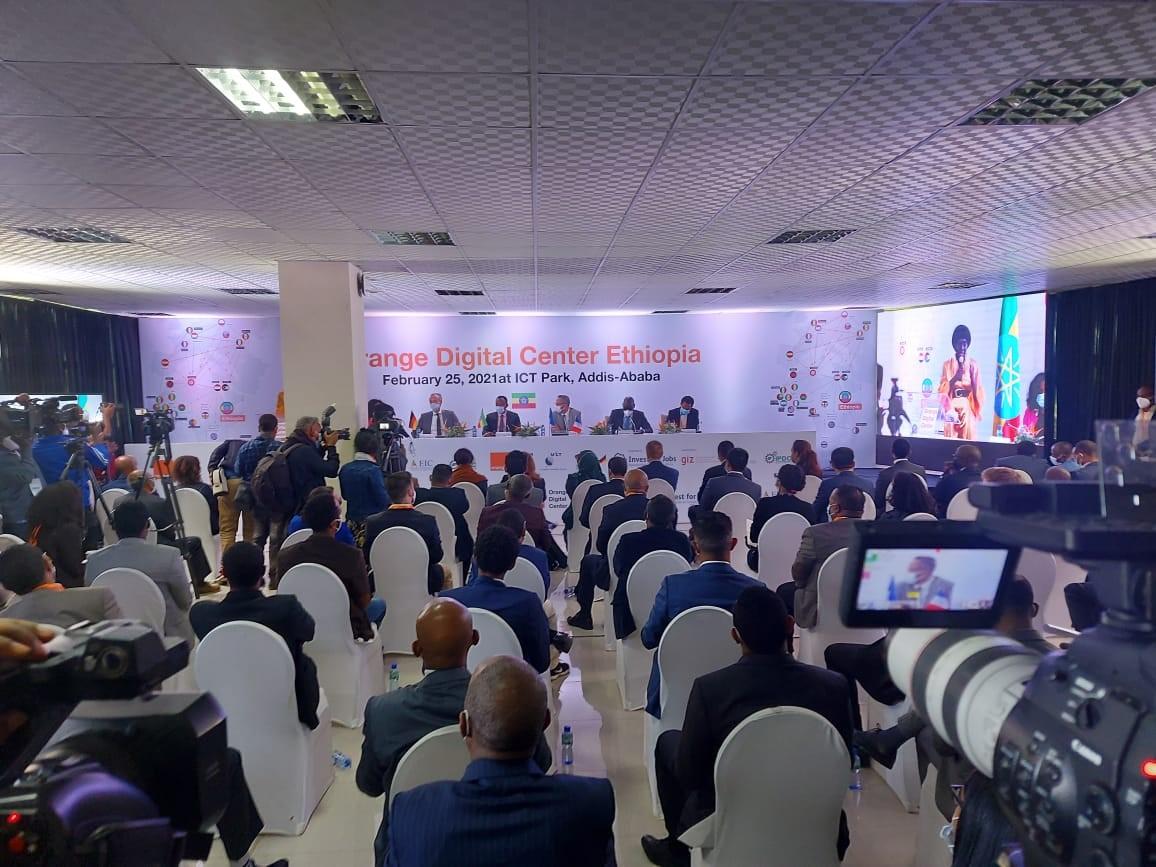 L'Ethiopie accueille le 3ème Orange Digital Center d'Afrique