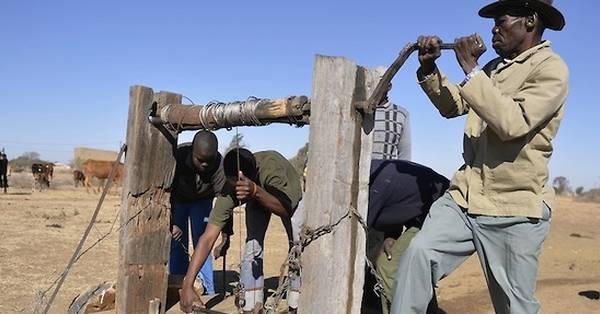 Le Botswana et la Namibie font front commun contre le stress hydrique